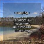 "camping ""heidewald"""