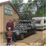 """camping """"la héronnière"""""""