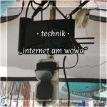"""technik """"internet am wowa"""""""