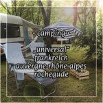 "camping ""universal"""