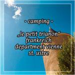 "camping ""le petit trianon"""