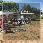 """camping """"campingpark sonnensee"""""""
